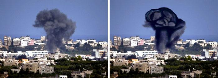 gaza_israel_rocket_smoke_art_07