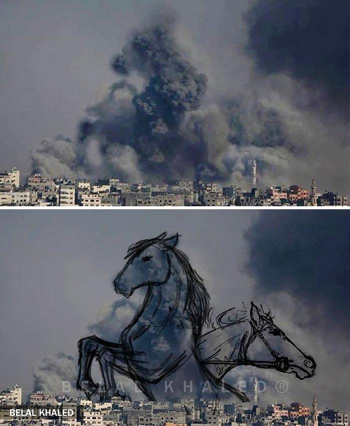 gaza_israel_rocket_smoke_art_09
