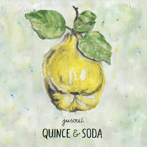juSoul_quince_soda_cover