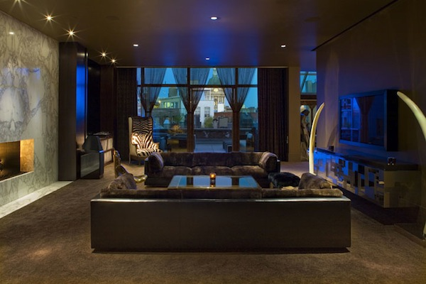 Kravitz Design – The Interieur of Lenny Kravitz (10 Pictures)