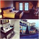 Angekommen im Hotel Valencia. Nice!