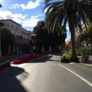 ... doch noch ein paar Sonnenstrahlen in San José!