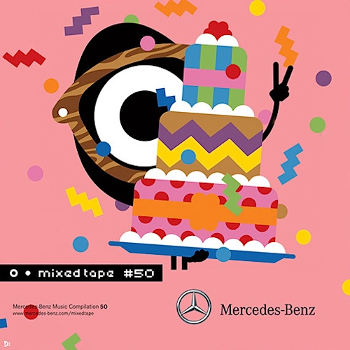 mercedes_mixed_tape_50_cover
