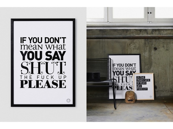 """Karma is only a bitch if you are"""" – Motivating Graphic Prints (9 ..."""