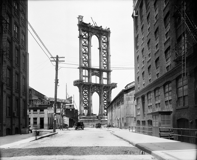 Amazing Black And White Photos Of Vintage New York 10 Pictures