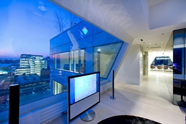 New York Luxus City Apartment 10 Pictures