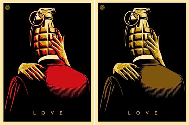 obey love is the drug new prints plus jail guitar doors pt 1