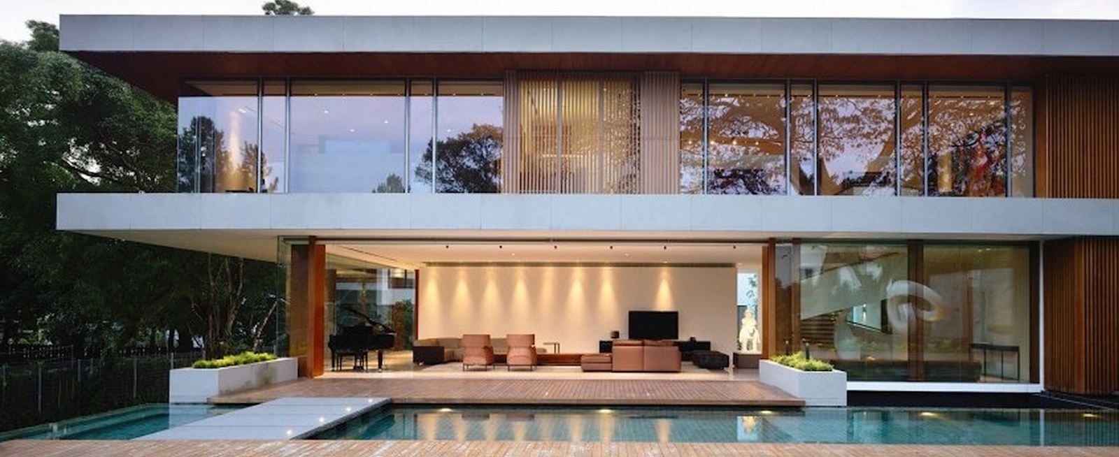 65BP-House – Modern esidence in Singapore by ONG&ONG rchitects ...