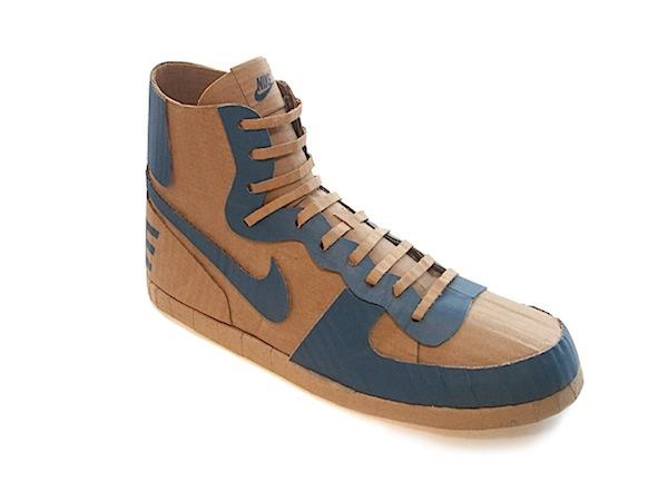 Paperbotten Papercraft Shoes Schuhe Aus Pappe