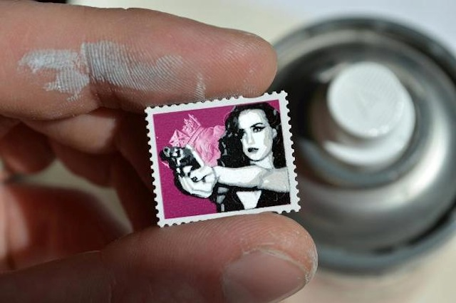 stencil art_miniature_10