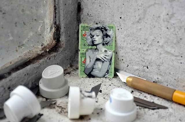 stencil art_miniature_2