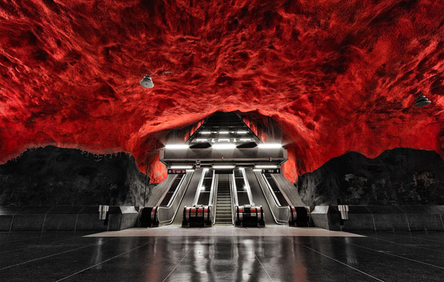 stockholm_metro station_1