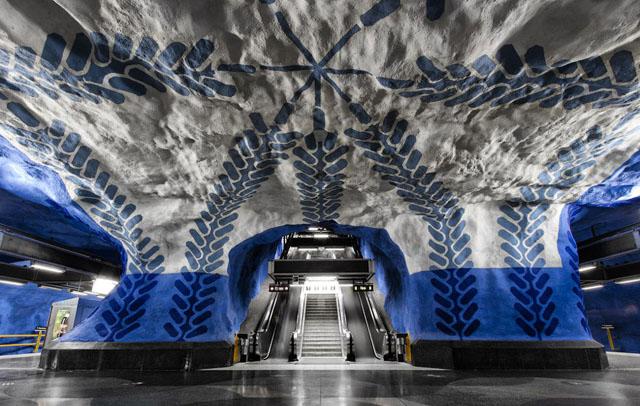 stockholm_metro station_3