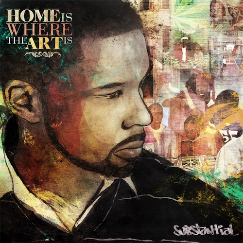 substatial_homeiswheretheartist_cover