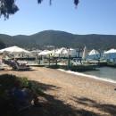 Private Beach des Marmara (10 Min. vom Hotel entfernt)