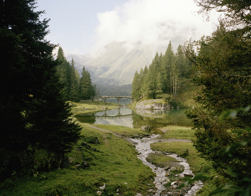 Tirol 2010, Obernberger See
