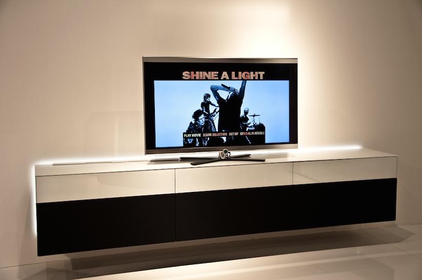 multimedia im deutschen wohnzimmer: von spielekonsole bis smart-tv, Wohnzimmer