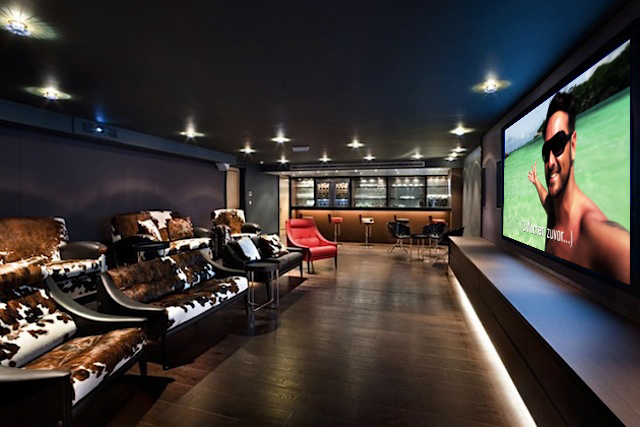 Heimkino Design fitfteen inspiring home theatre designs 15 pictures