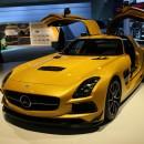 Mein nächster: SLS AMG (aber nicht in gelb!)