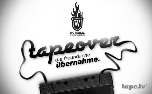 Tapeover